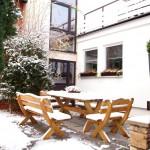 Der Weddeler Hof im Winter
